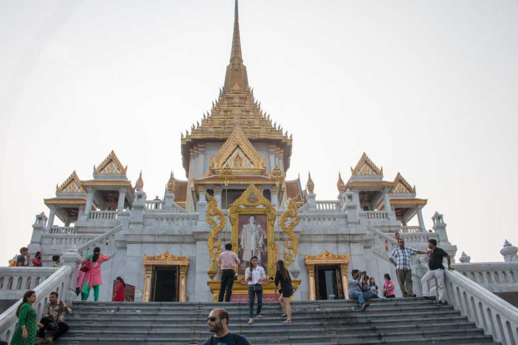 Wat Traimit: The Golden Buddha in Bangkok
