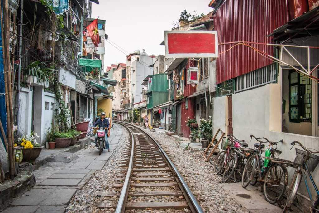 Train travel in Vietnam: From Hanoi to Hue by night train