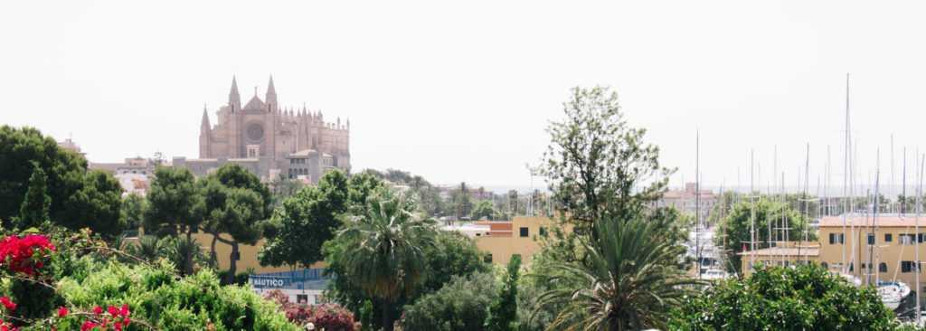 Aussicht von Santa Catalina, Palma de Mallorca