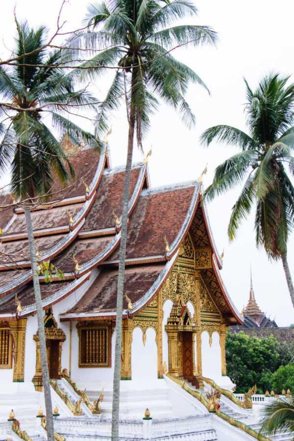 Haw Pha Bang temple, National Museum