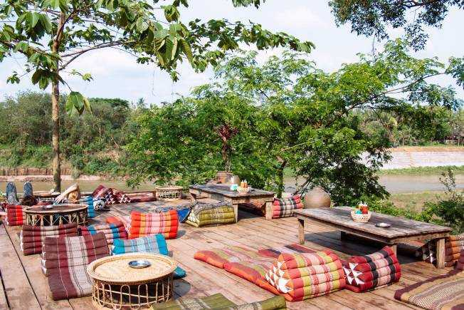 Utopia Luang Prabang: a place to chill