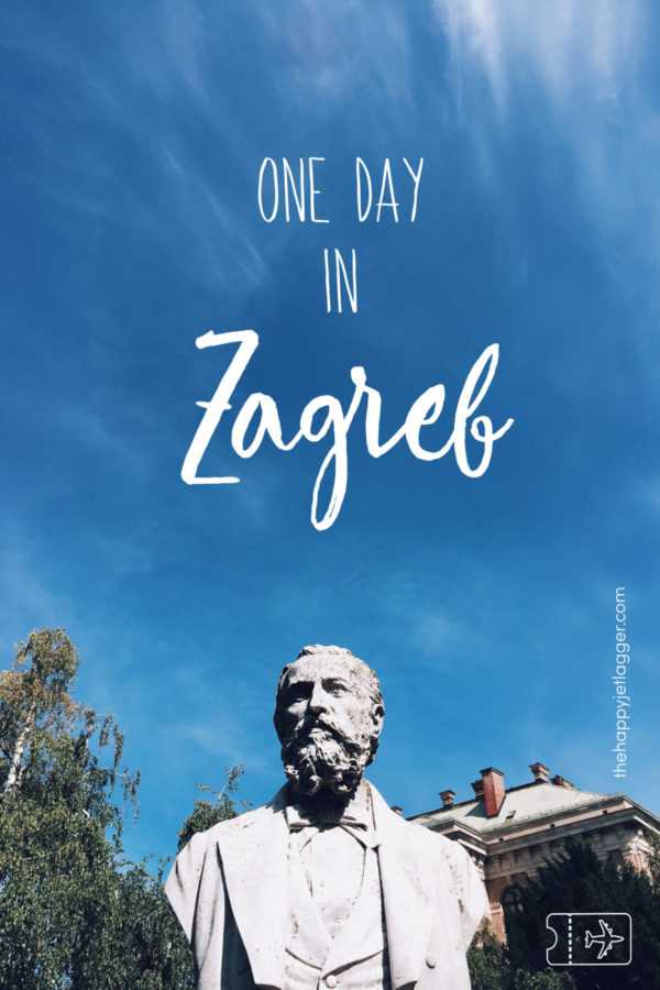 city guide for zagreb croatia