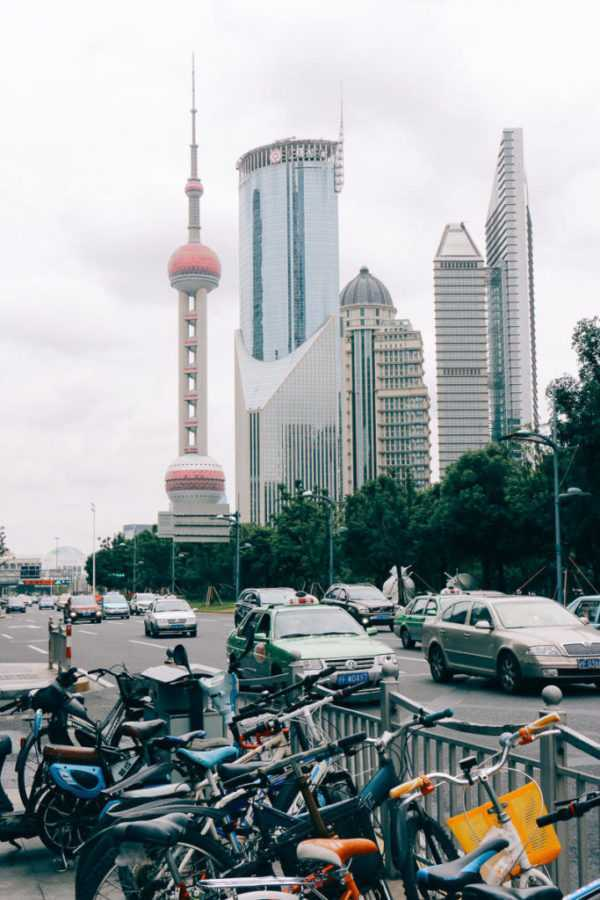 Shanghai: In China for the first time! 5