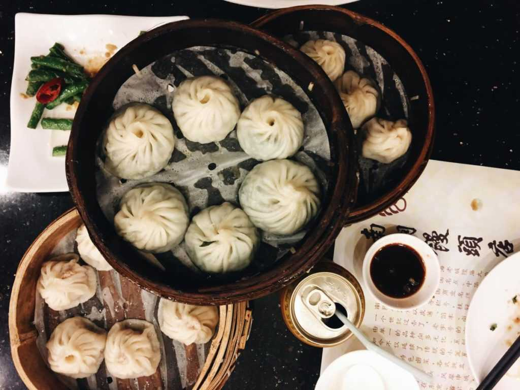 Xiao Long Bao at Nan Xiang Restaurant