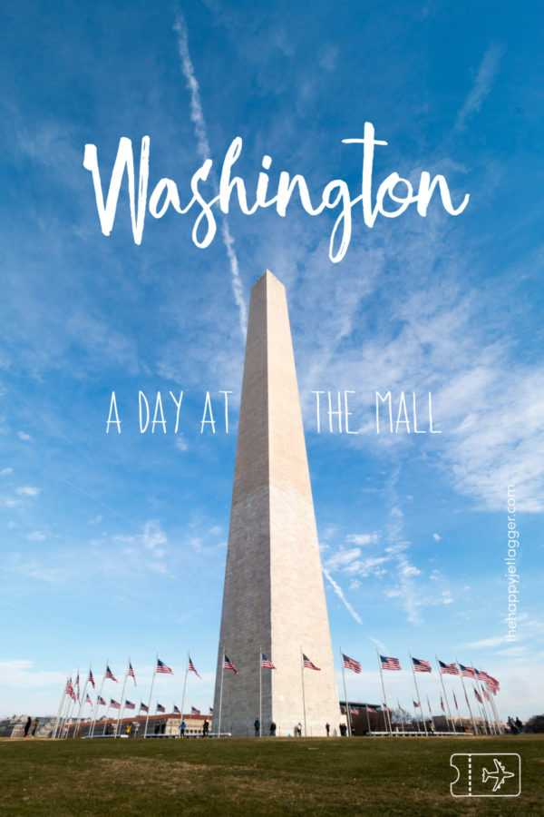 washington dc the mall travel guide
