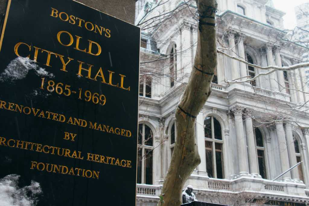 boston old city hall
