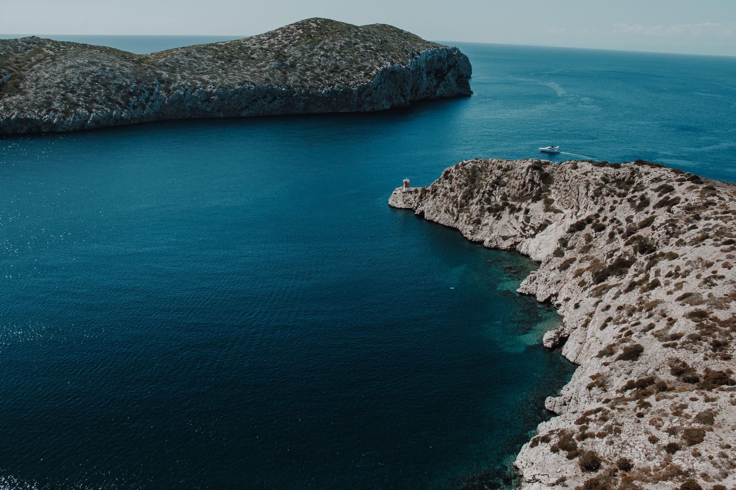 Isla de Cabrera Balearen