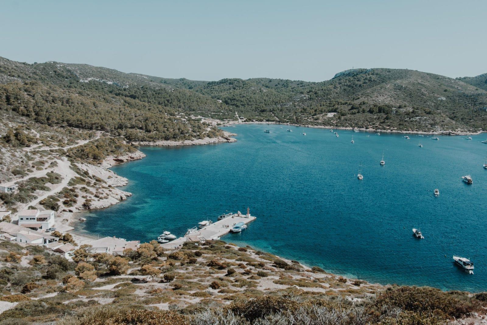 Isla de Cabrera Mallorca