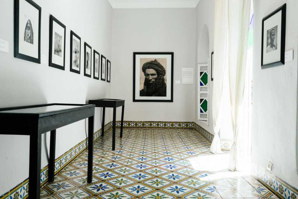 Portrait Fotografien im Maison de la Photographie Marrakesch