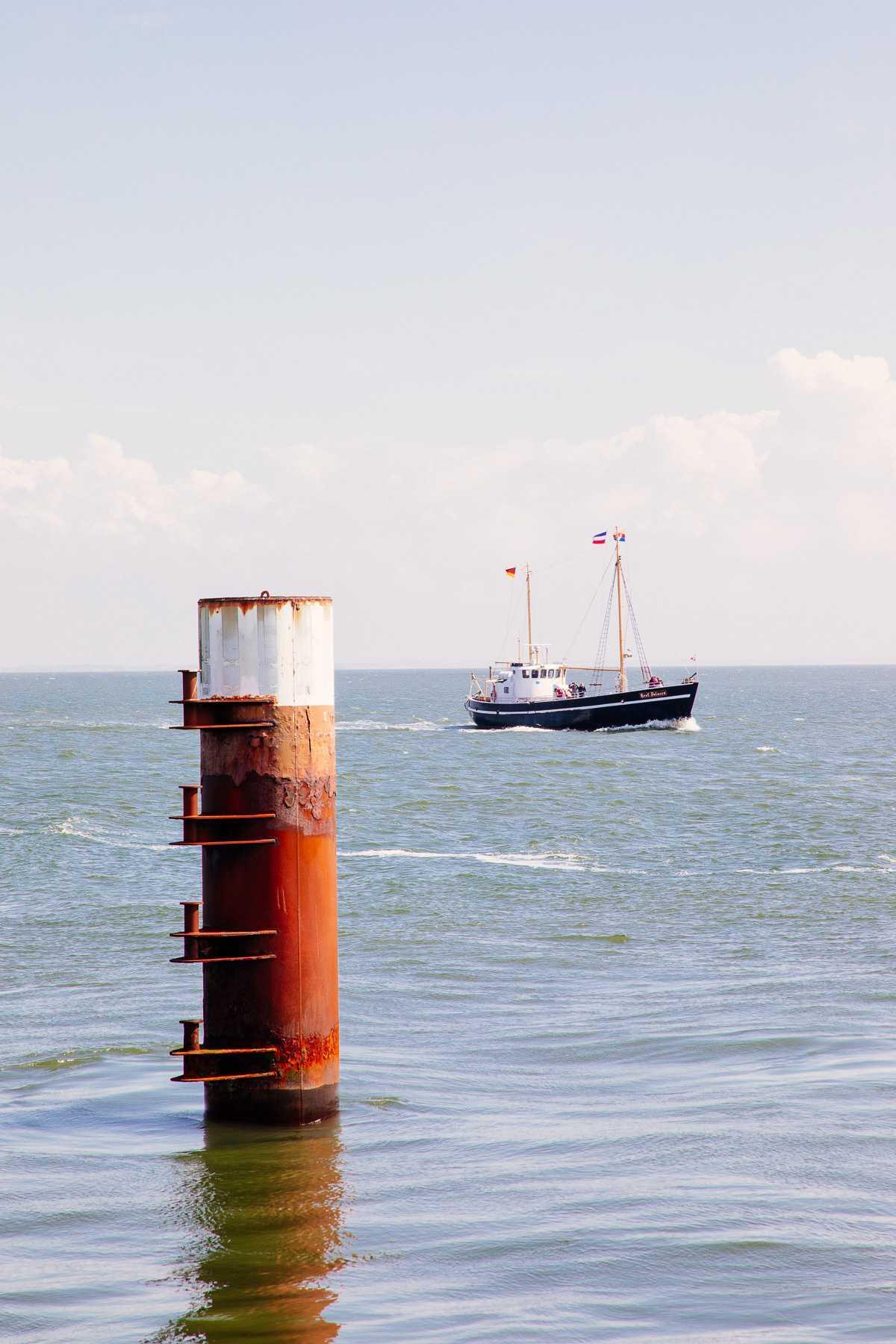 Lister Hafen Sylt Nordsee