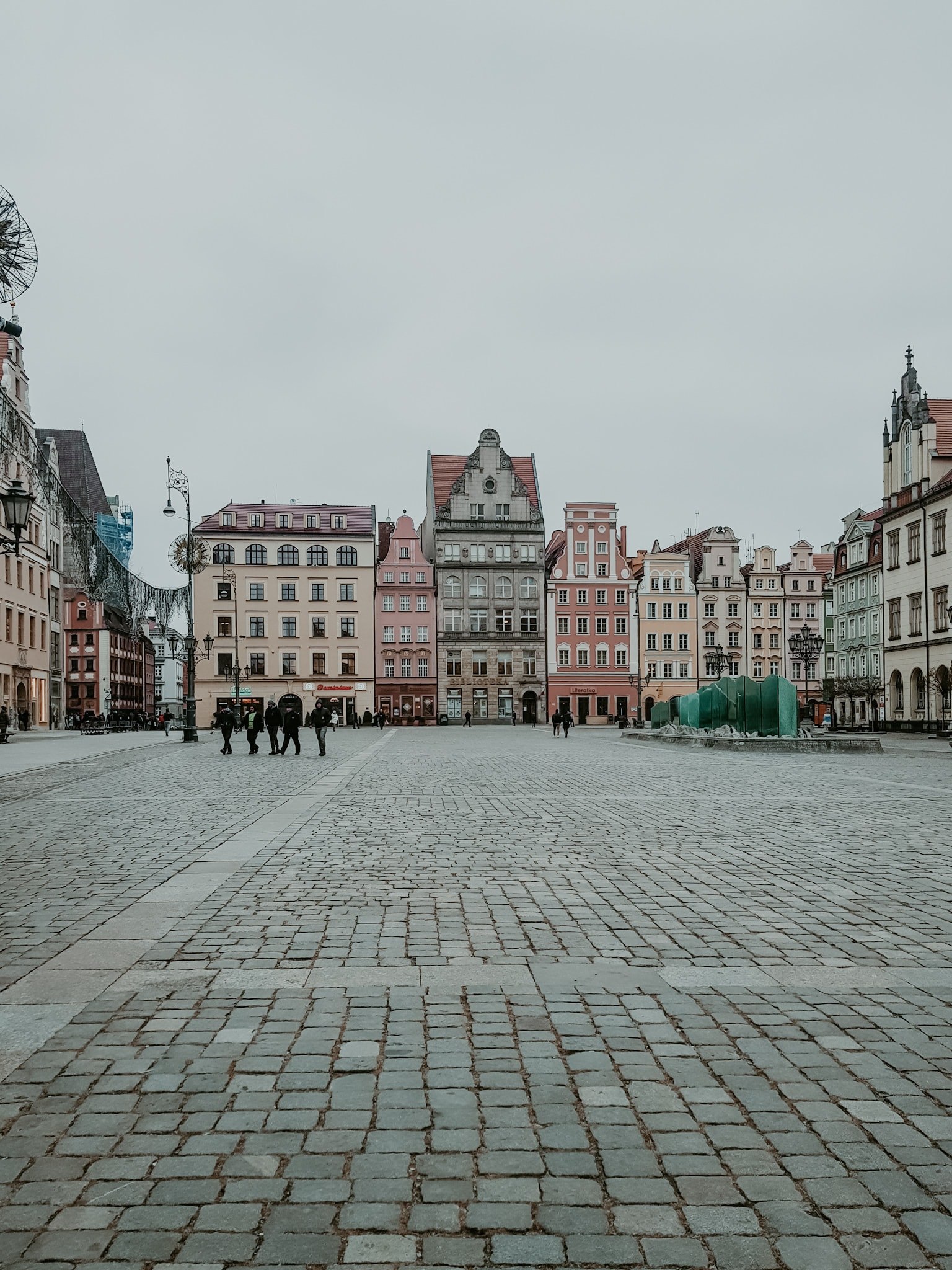 Breslau Sehenswürdigkeiten Rynek Markt