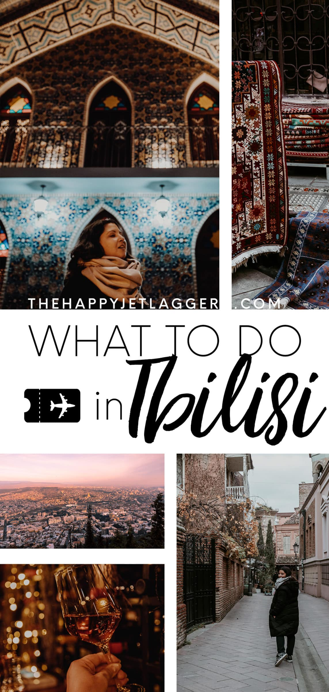 Tbilisi City Guide