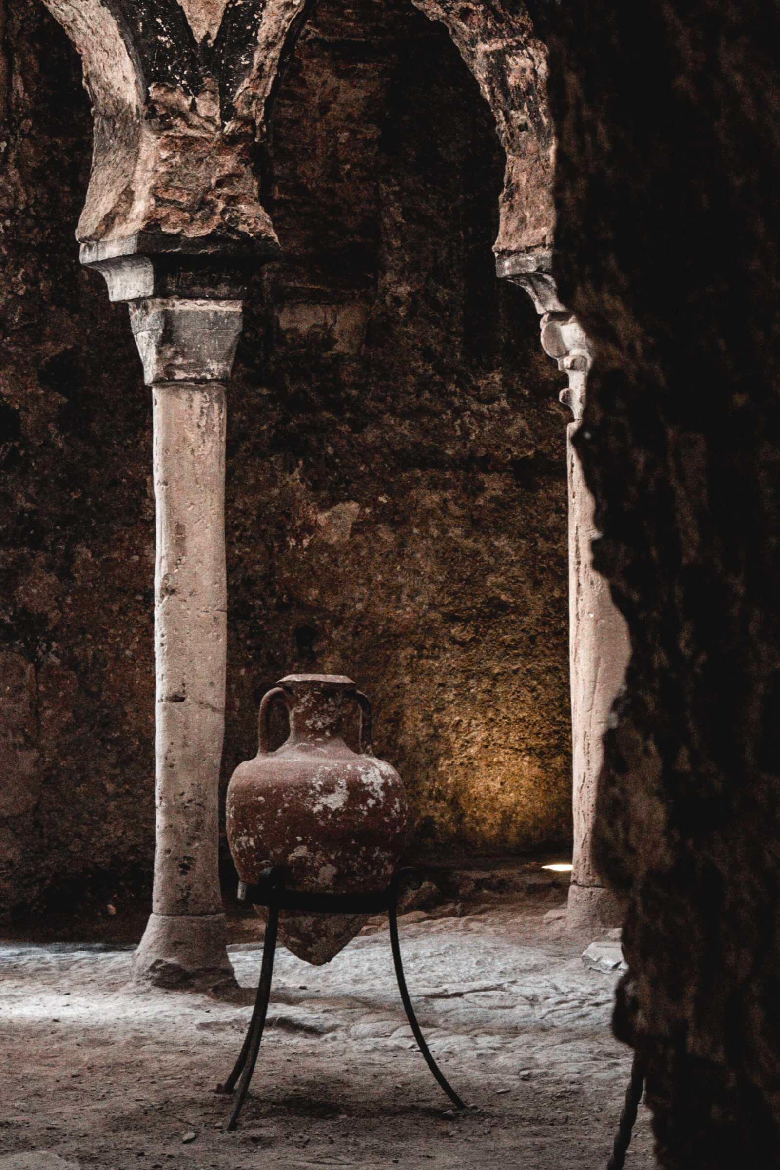 banys arabs Vase Amphore palma de mallorca