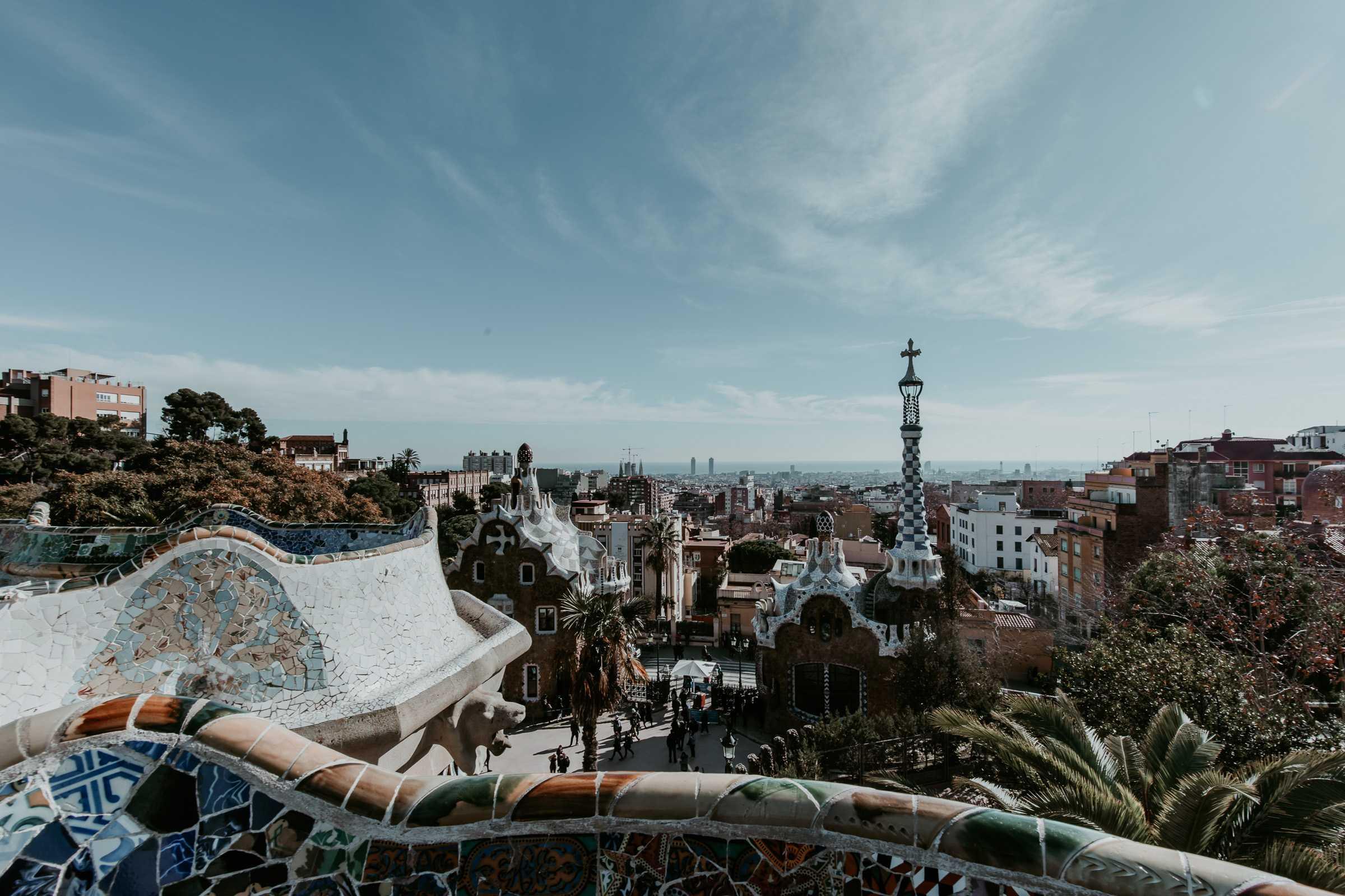 Sagrada Familia in Barcelona oder: Warum es okay ist, auch mal nein zu sagen.
