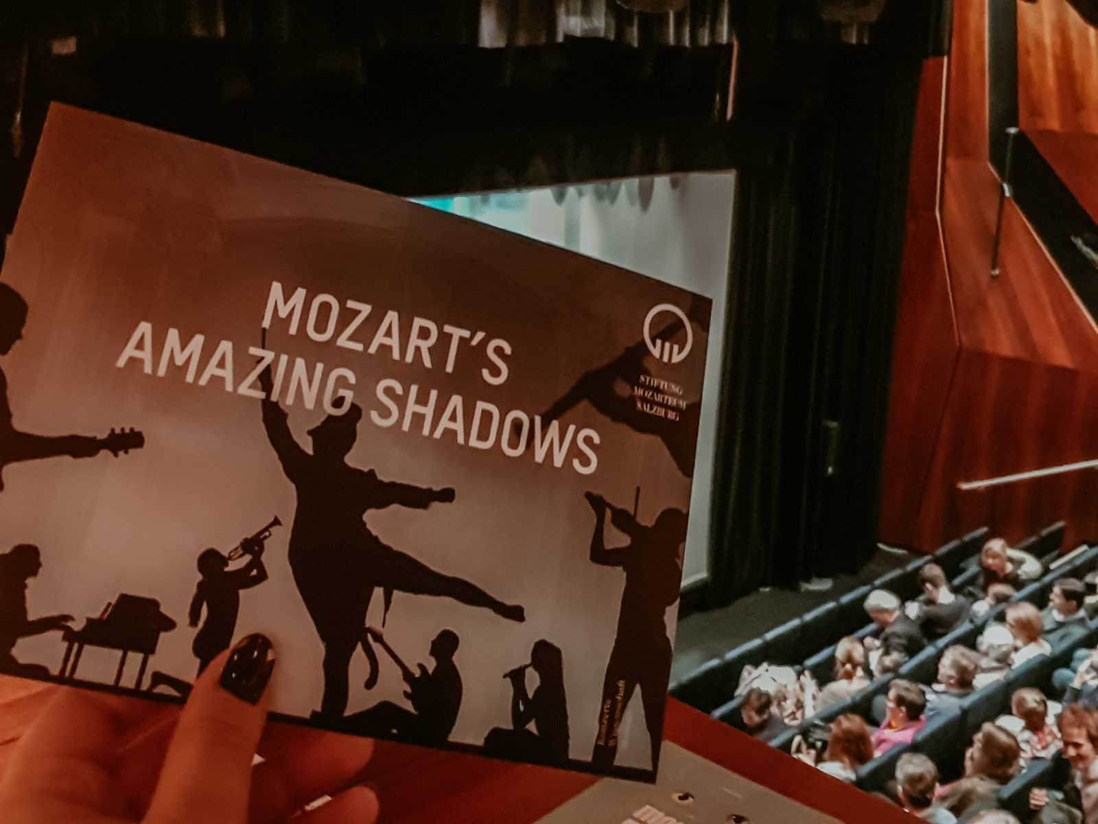 mozart s amazing shadows