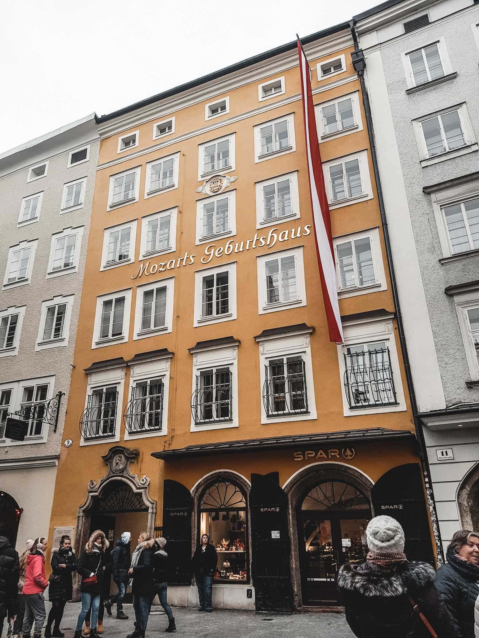 Mozartwoche Salzburg Mozarts Geburtstag