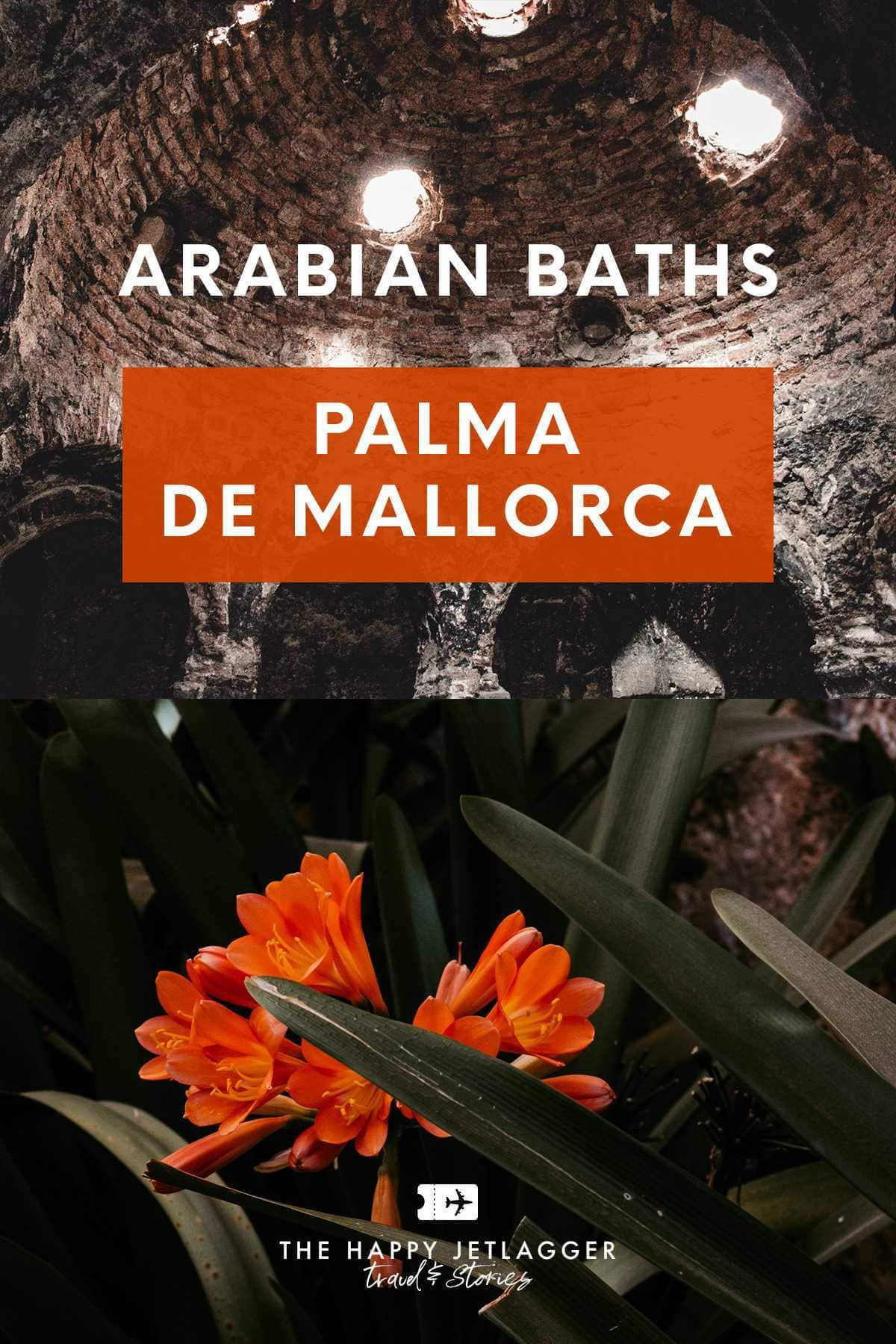 Arabian Baths Mallorca