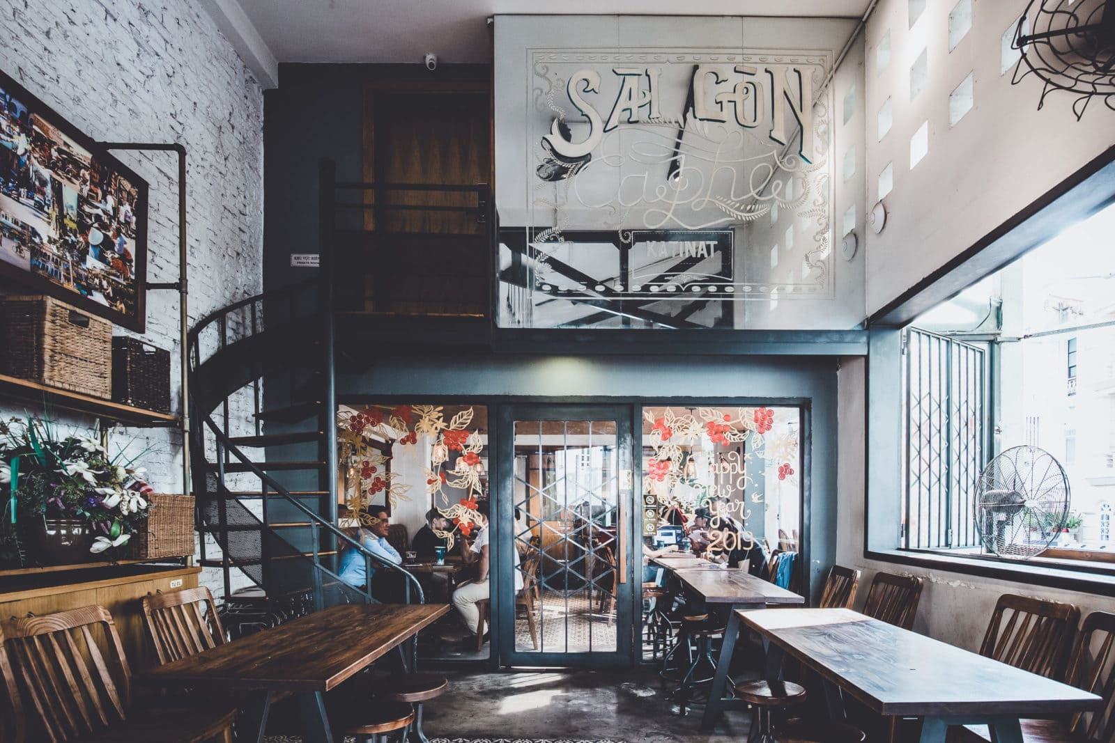 Saigon Katinat Café