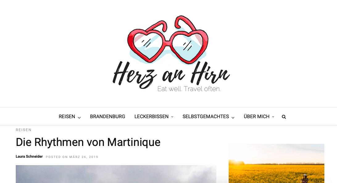 Reiseblog Storytelling Herz an Hirn