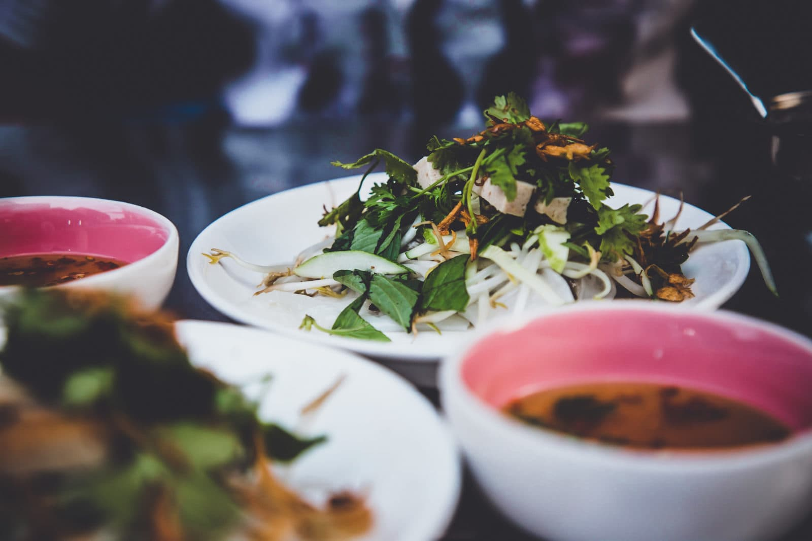 Street Food Tour Saigon