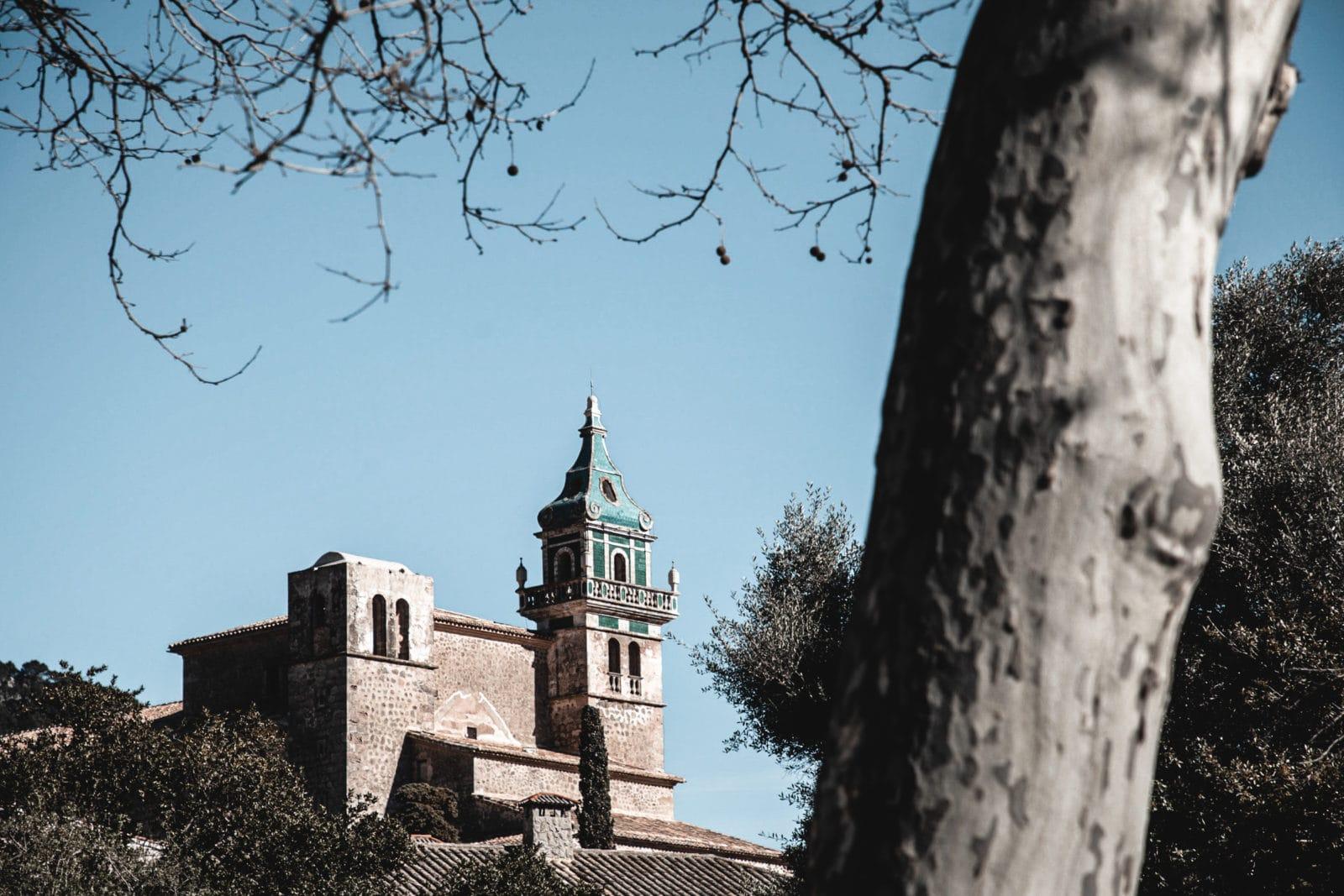 Valldemossa Sehenswürdigkeiten Mallorca Kartause