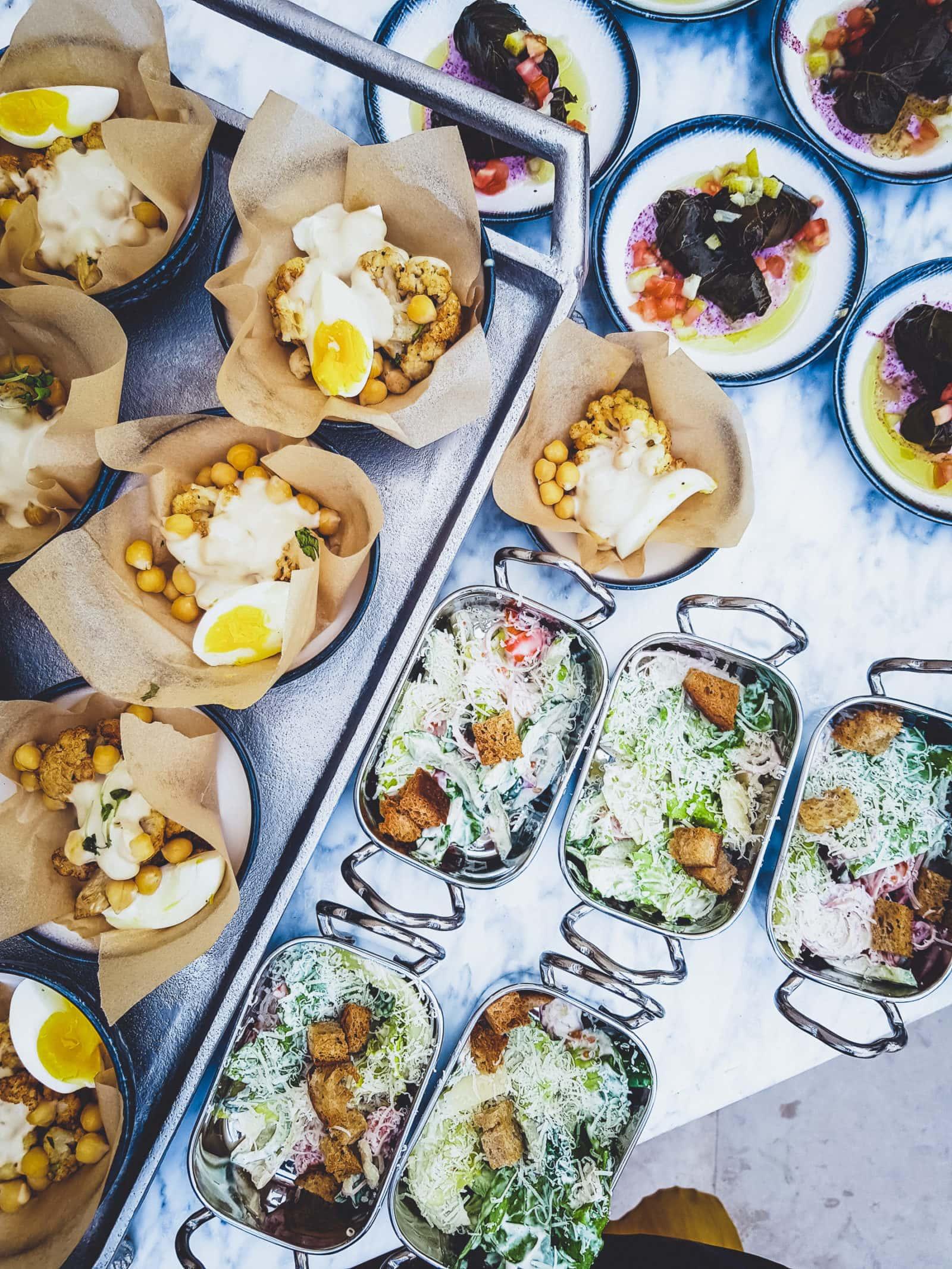 Food Jerusalem