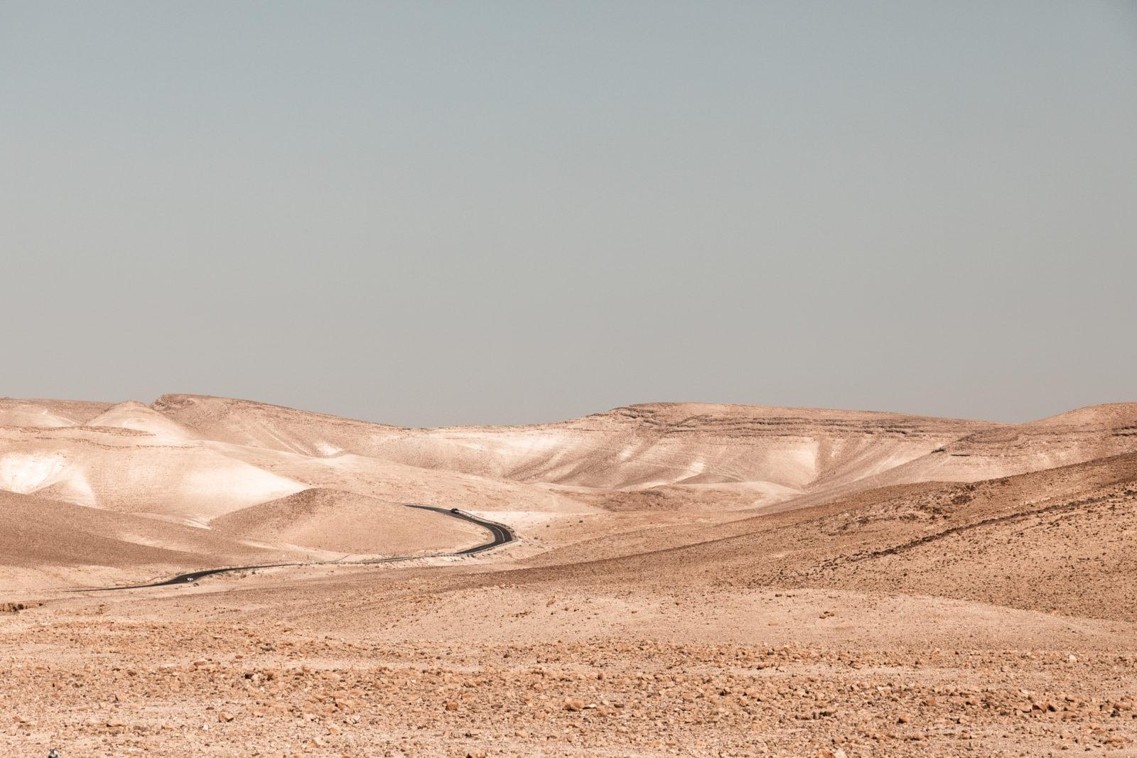 Masada Judäische Wüste Israel