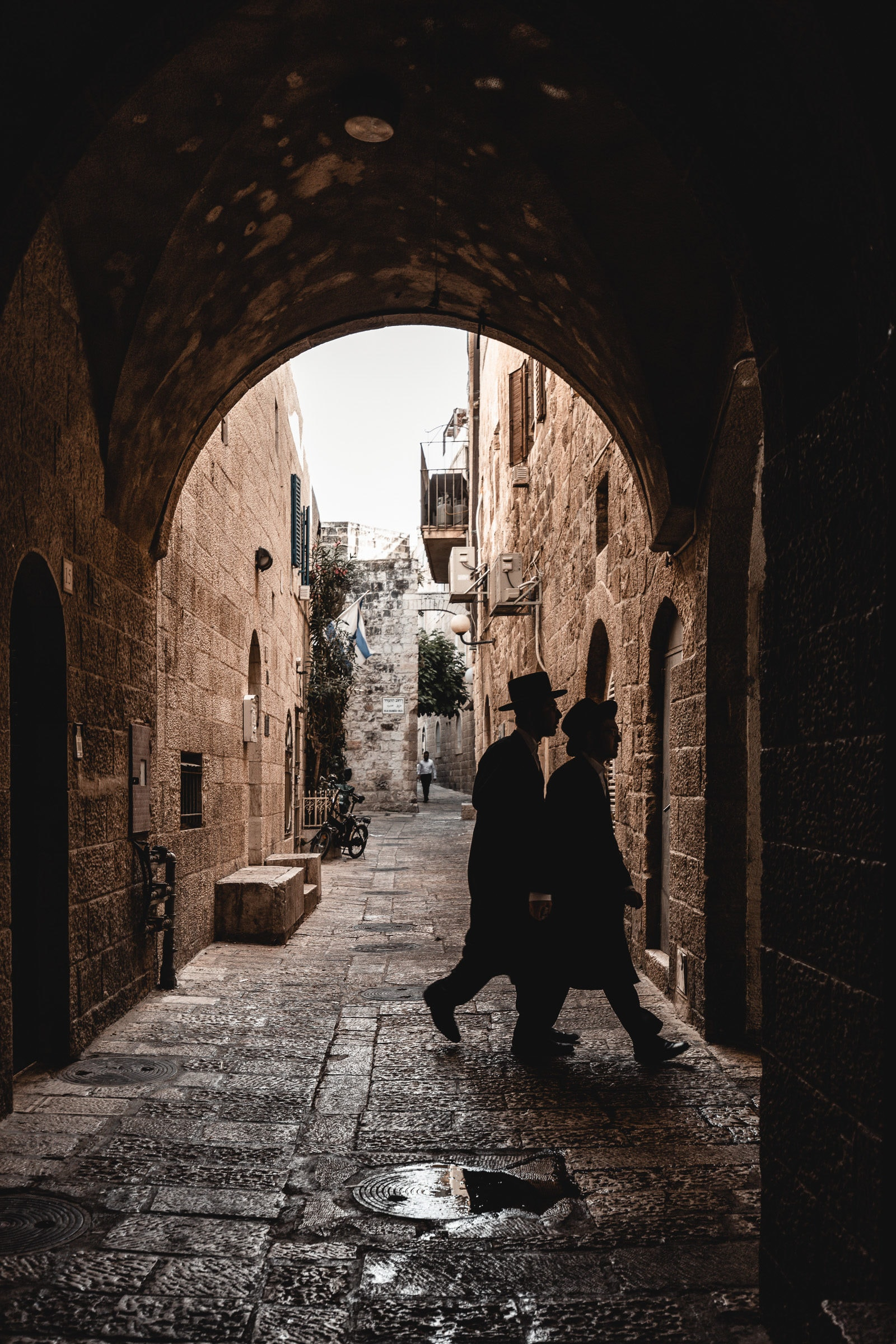 Orthodoxe Juden Jerusalem