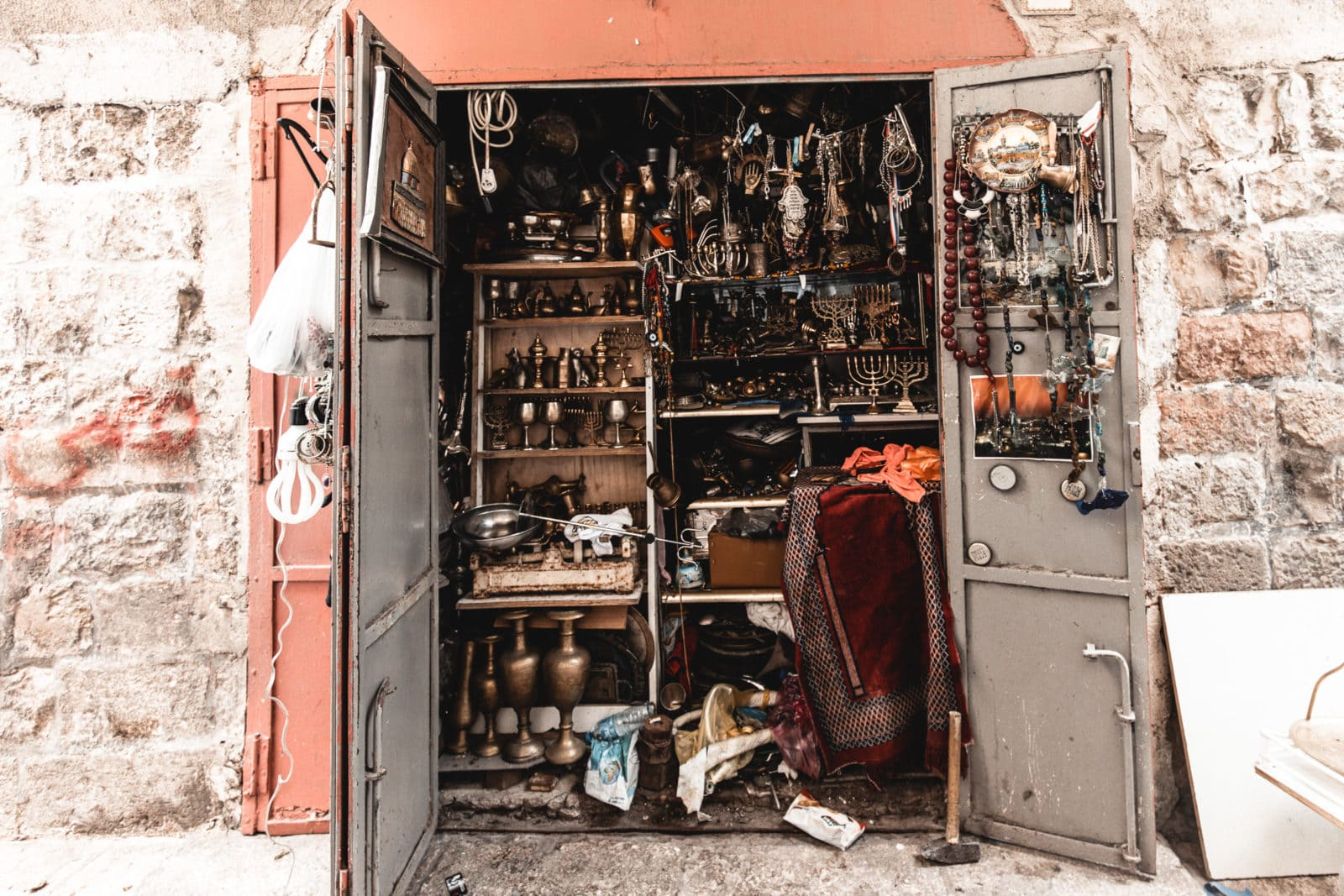 Souvenirshop Jerusalem