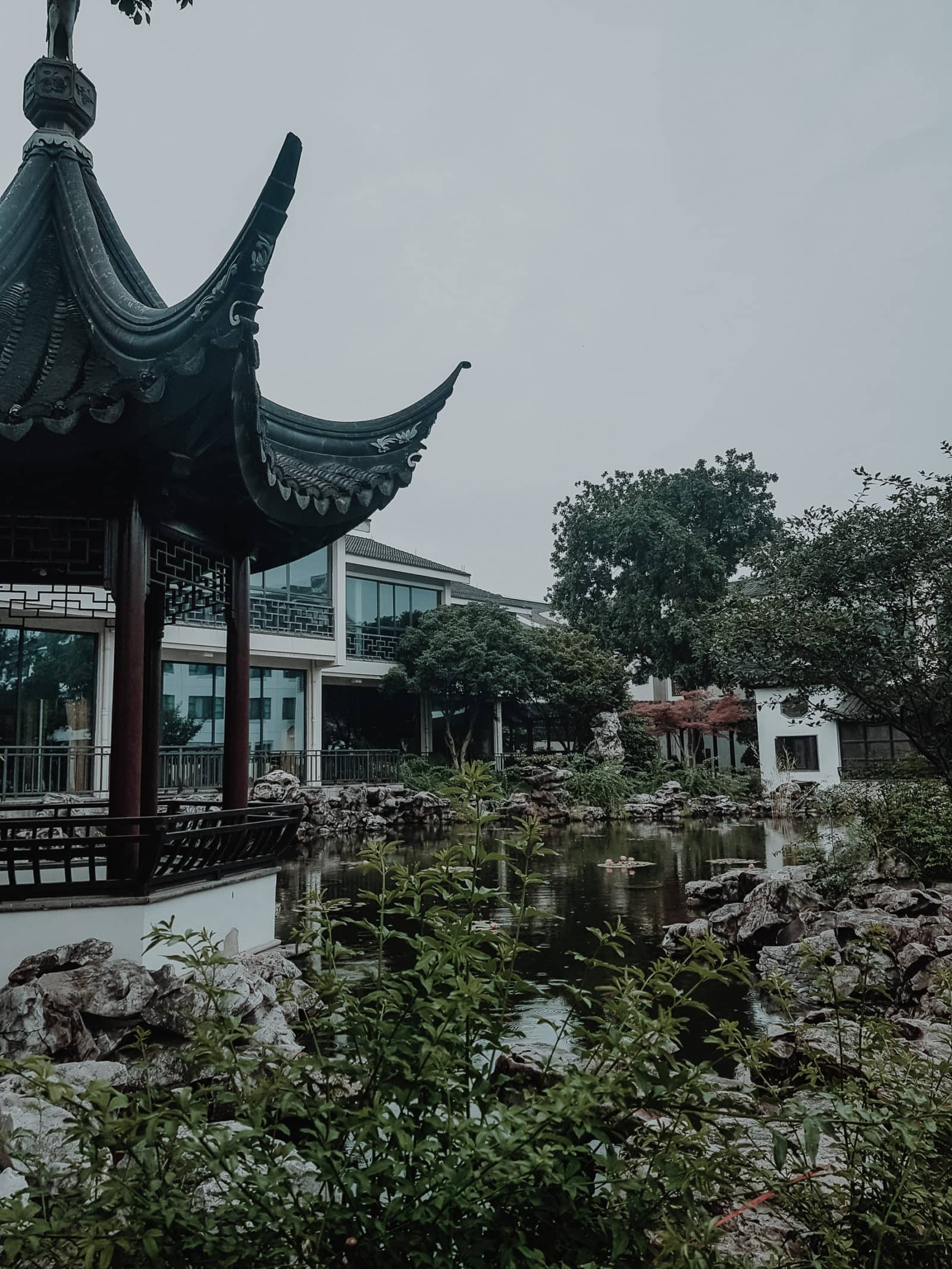 Suzhou Garden Hotel China