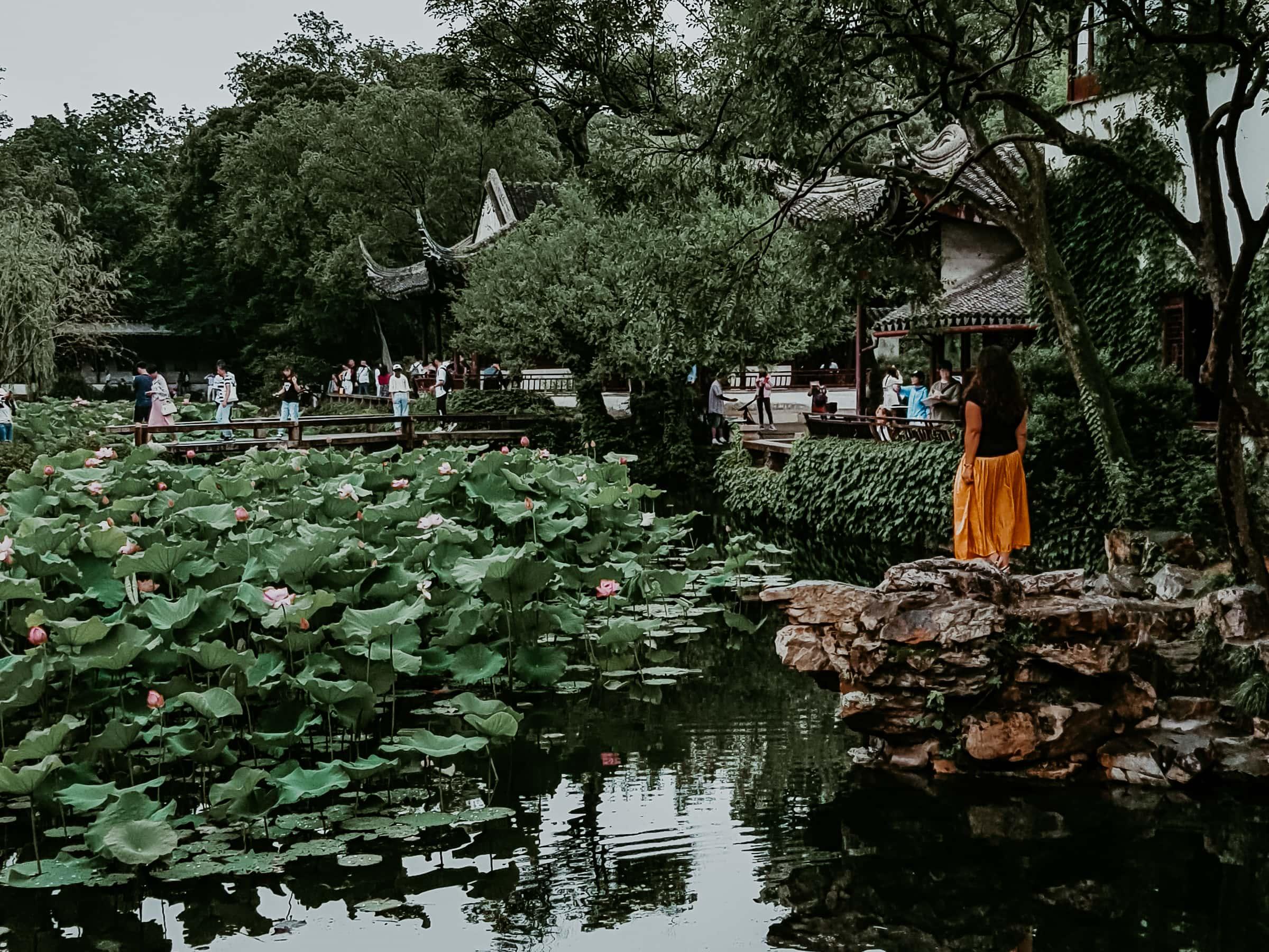 Garten Suzhou