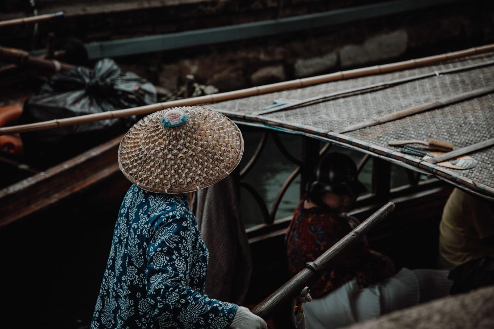 Suzhou Sehenswürdigkeiten China Venedig des Ostens