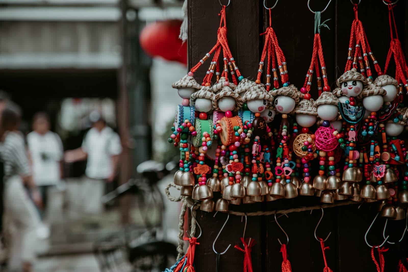 Shantang Street Suzhou Souvenirs kaufen