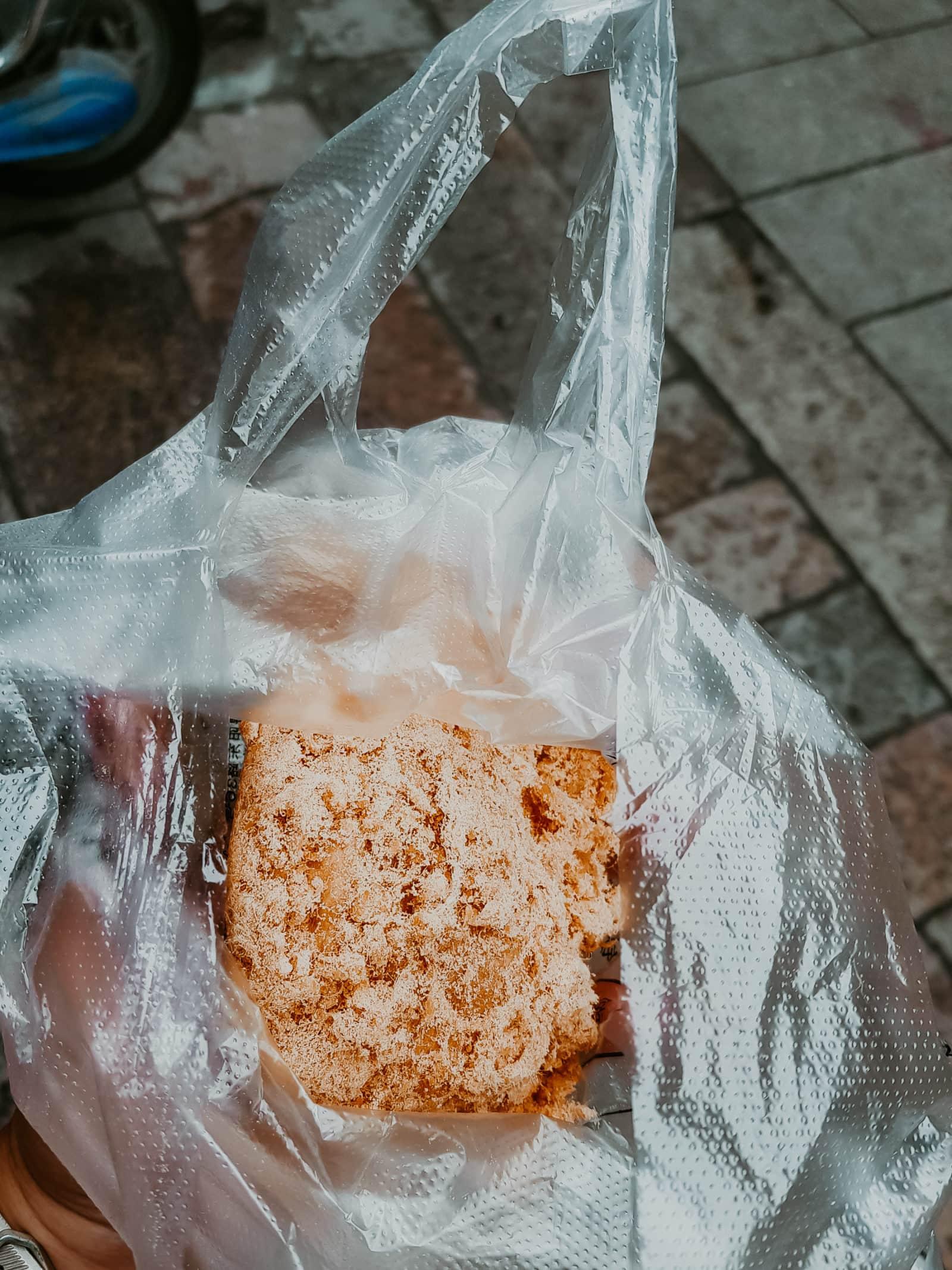 Suzhou Essen Spezialitäten Street Food