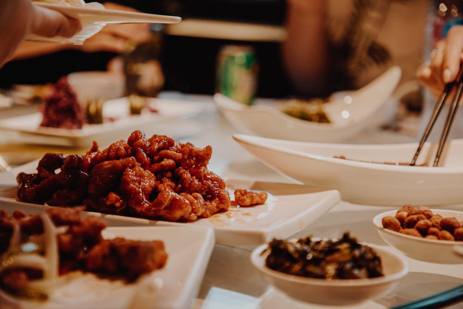 Suzhou Küche Essen Spezialitäten chinesische Küche beste Restaurants