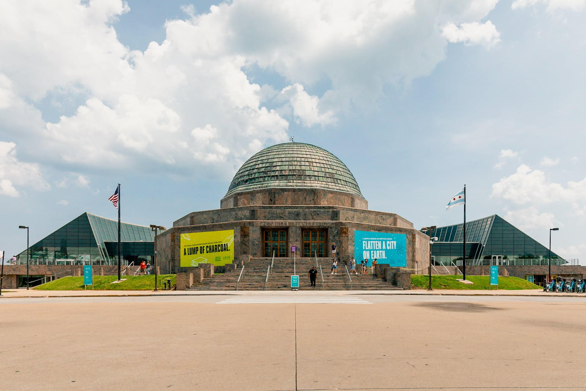 Chicago City Pass Adler Planetarium