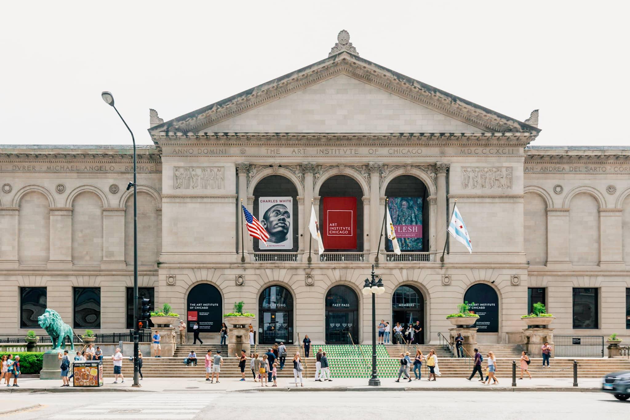 Chicago City Pass Art Institute Museum