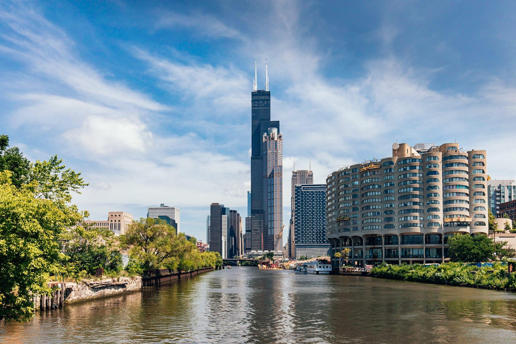 Chicago City Pass Willis Tower
