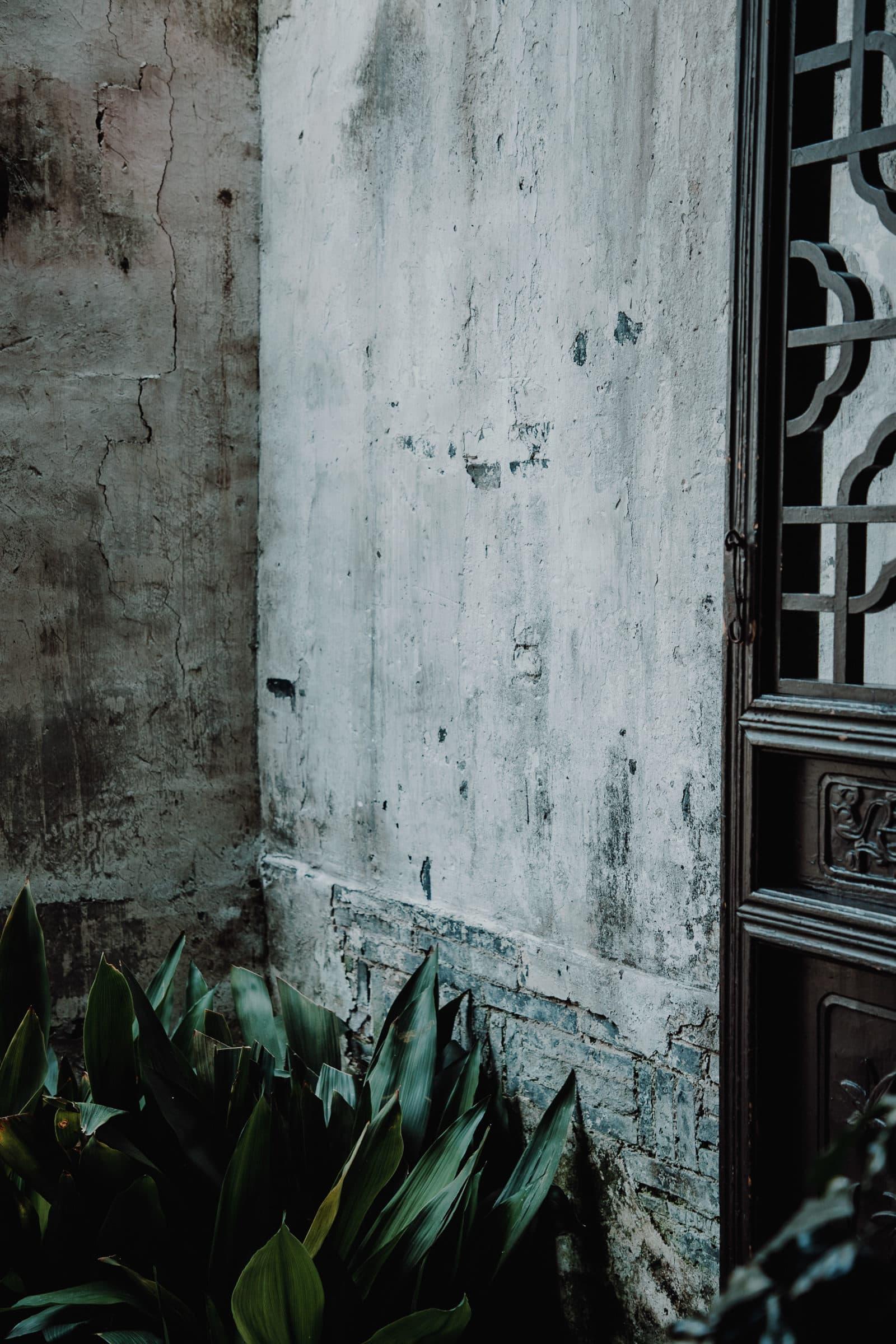 Shen House Zhouzhuang Innenhof