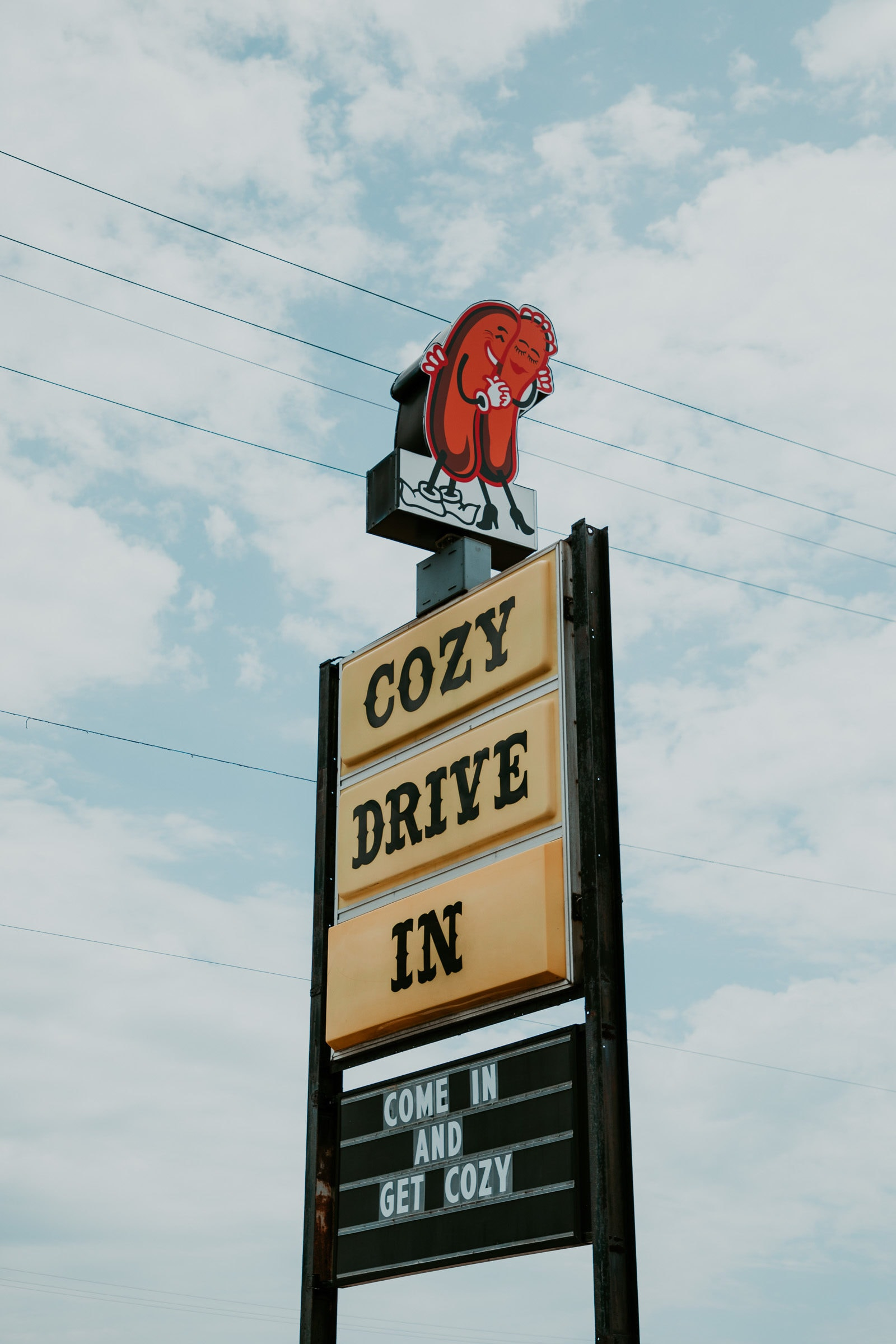 Springfield Illinois Cozy Dog Drive In Route 66