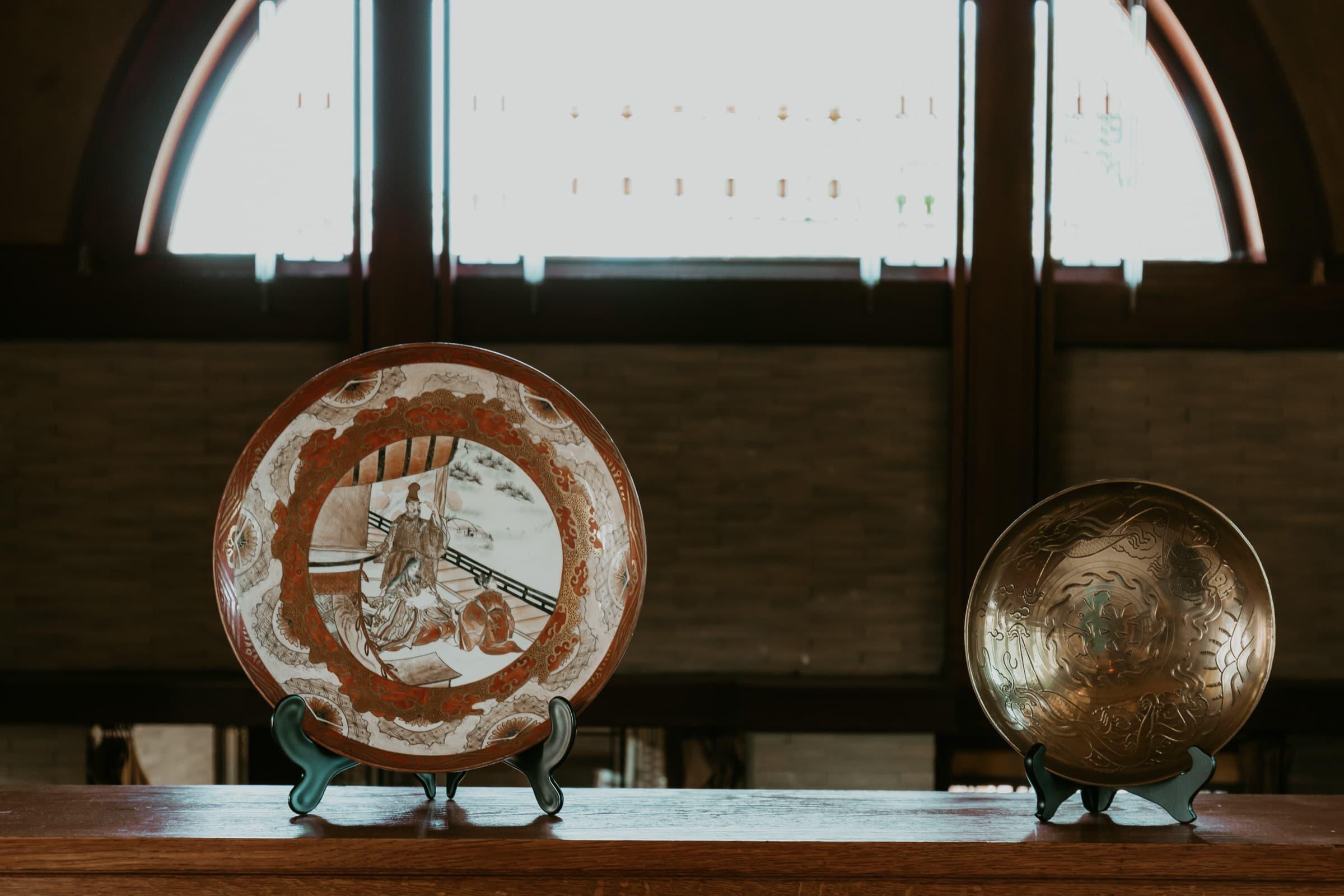 Springfield Illinois Dana Thomas House Teller Dekoration