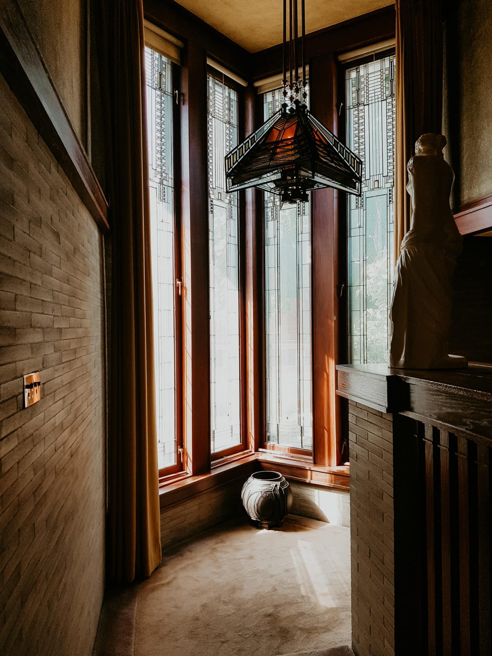 Springfield Illinois Dana Thomas House Frank Lloyd Wright