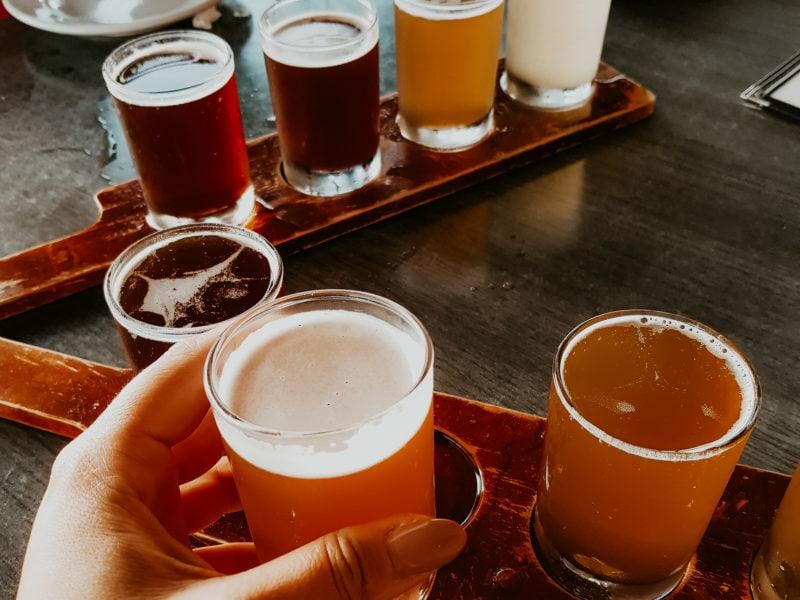 Springfield Illinois Bier Verkostung Engrained