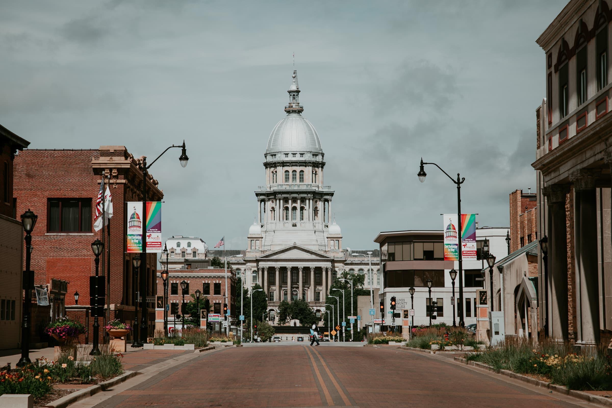 Springfield Illinois: Zwischen Abraham Lincoln, Route 66 und Illinois Makern