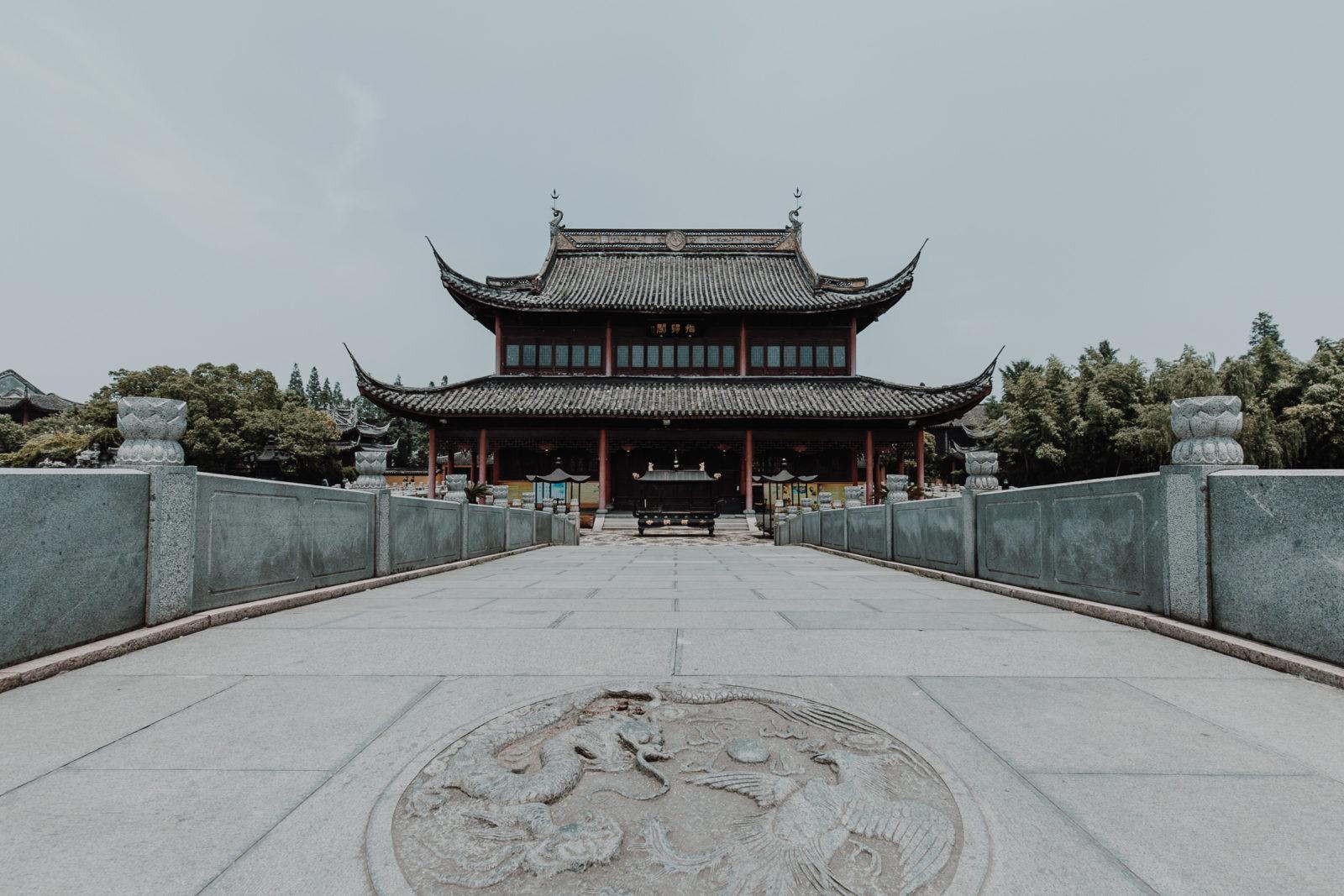 Zhouzhuang Quanfu Tempel