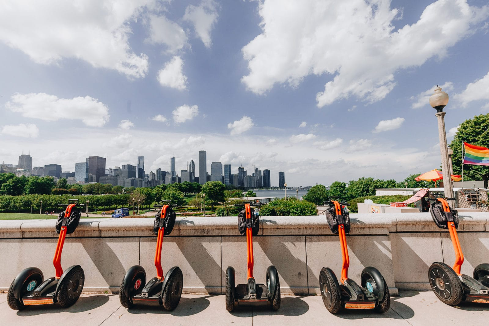 Lakefront Trail Chicago Segway Tour