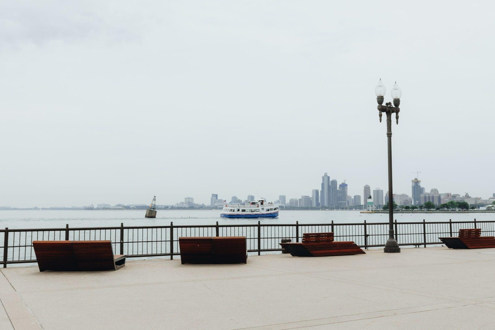 Chicago Sehenswürdigkeiten Navy Pier