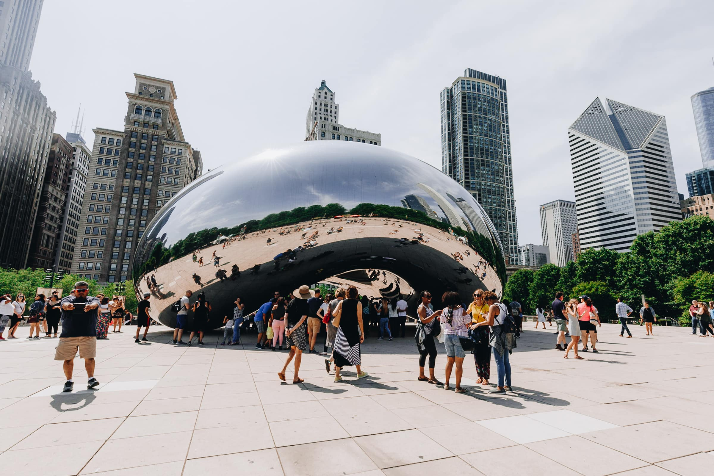 Best Things to do in Chicago The Bean Cloud Gate