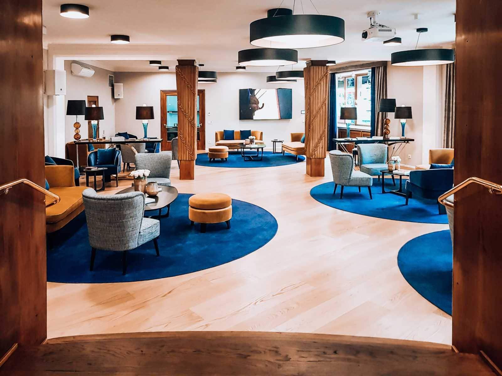 Lobby Hotel Stein Salzburg