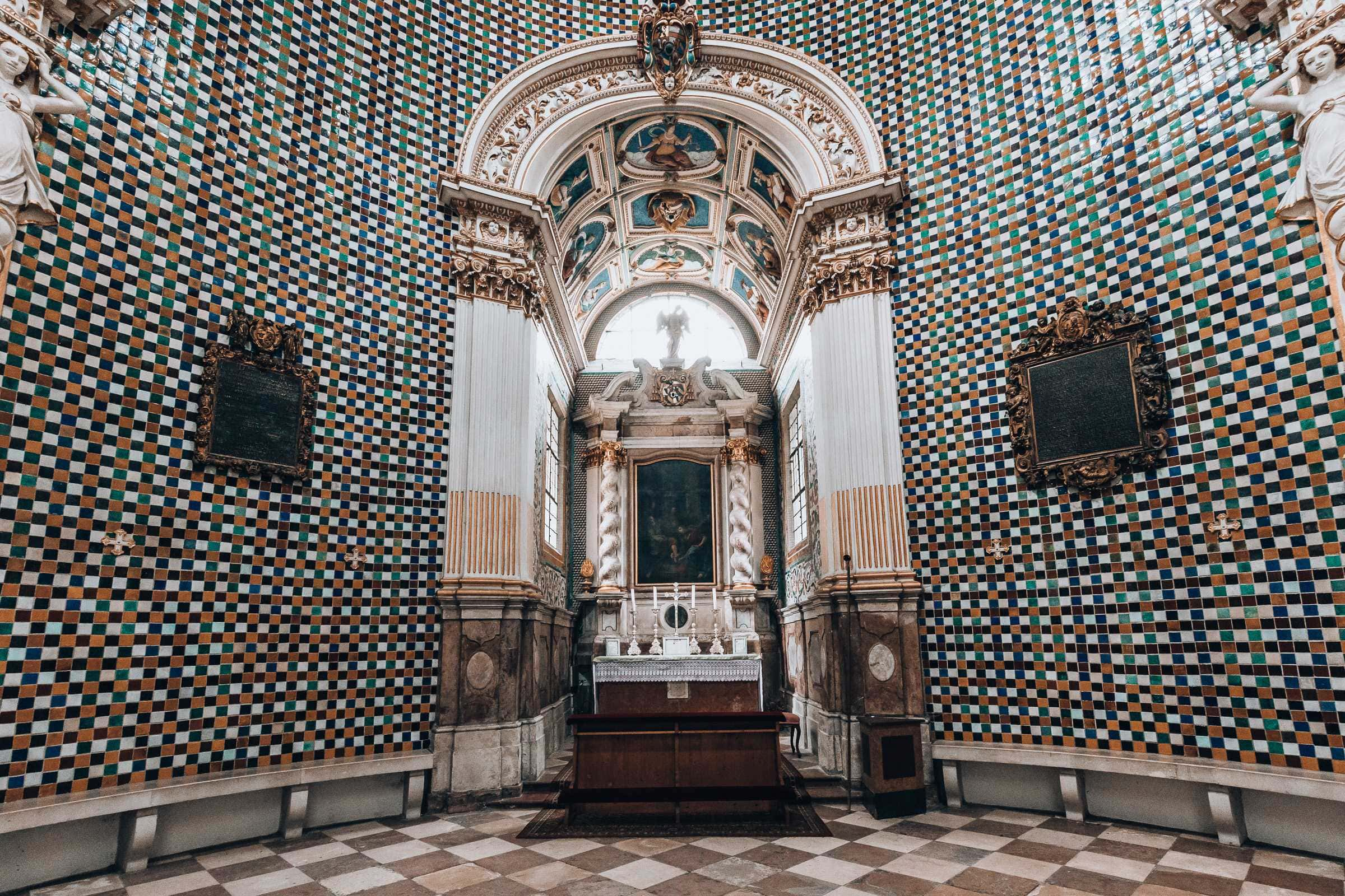 Mausoleum Wolf Dietrich Salzburg